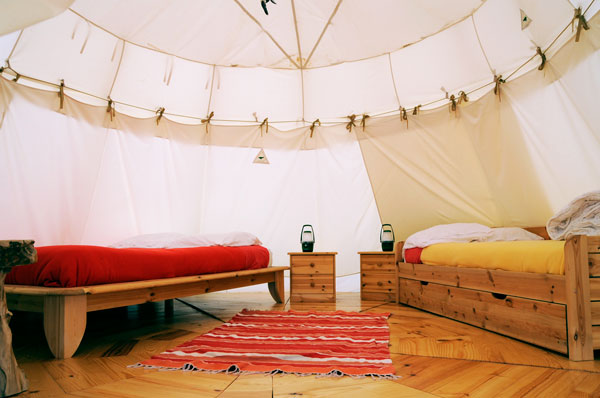 zackary location tipis vacances lozere zckary tipis. Black Bedroom Furniture Sets. Home Design Ideas